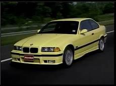 motorweek retro review 94 bmw e36 318i vert m3