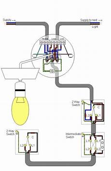 intermediate light switch problem diynot