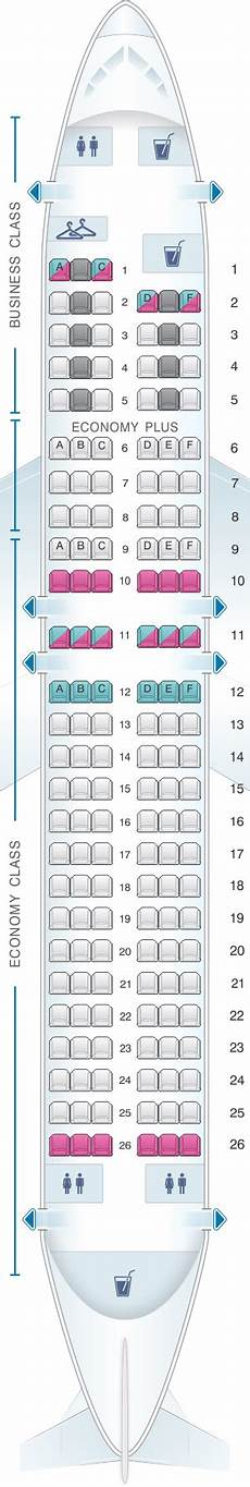 Lot Airlines Seating Chart Seat Map Lot Polish Airlines Boeing B737 400 Seatmaestro Com
