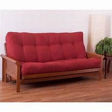 futon mattress blazing needles innerspring premium 10 quot size futon