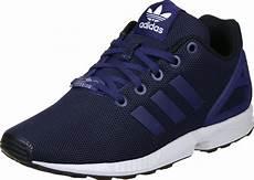 adidas zx flux k w shoes blue