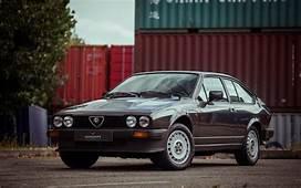 1982 Alfa Romeo GTV6  Classic Driver Market