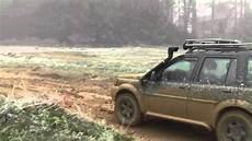 land rover freelander 4x4 offroad