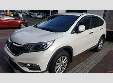 Honda Cr V 2015   Car for Sale Metro Manila
