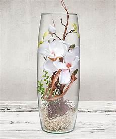 deko vase magnolie 40cm jetzt bestellen bei valentins