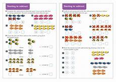 subtraction worksheets early years 10063 early learning resources starting to subtract maths worksheets