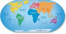 Kinder Malvorlagen Kontinente Arbeitsbl 228 Tter F 252 R Kinder Zum Ausdrucken Weltkarten 19