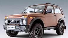 2018 Lada 4x4 Bronto