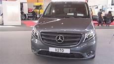 mercedes vito tourer 119 bluetec 2016 exterior and