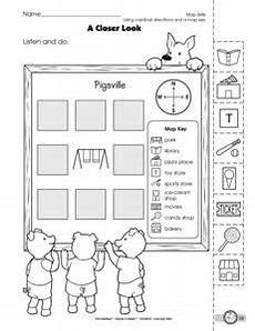 directions worksheet for grade 2 11805 results for map skills using cardinal directions guest the mailbox social studies