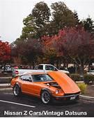 Vintage Datsun 240z  Nissan/Datsun Z Cars