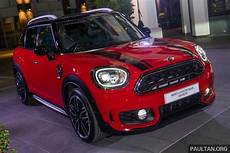 Mini Cooper S Countryman Sports Launched Ckd