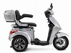 econelo s1000 seniorenmobil dreirad e scooter kranken