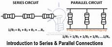 why parallel connection is mostly preferred over series connection why parallel connection is