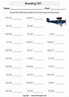 rounding numbers free printable worksheets 8134 printable primary math worksheet for math grades 1 to 6 based on the singapore math curriculum