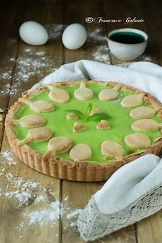 crostata con crema pasticcera fatto in casa da crostata con crema pasticcera alla menta ricetta ricette idee alimentari e torte festivit 224