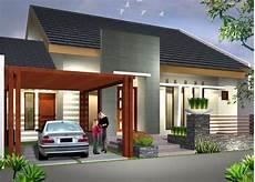 Gambar Desain Rumah Minimalis Type 70 Model Terbaru