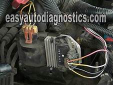 How To Test The GM Ignition Control Module 1995 2005