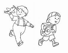 Caillou Malvorlagen Drucken Malvorlagen Fur Kinder Ausmalbilder Caillou Kostenlos