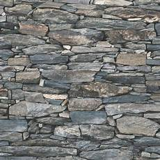 3d realistic brick effect wallpaper slate rustic