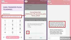 4 cara transfer pulsa telkomsel kartu as simpati loop