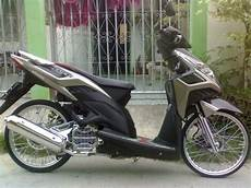 Modifikasi Vario Techno by Gambar Modifikasi Vario Techno Ring 17 Minimalis Keren