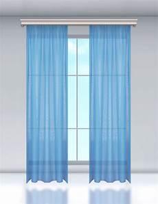 vorhang blau 171 clic 187 vorhang h 240 cm b 200 cm blau