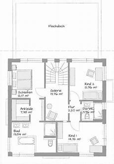 Stadtvillen Setros Schlafzimmer Haus Grundriss
