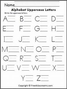 handwriting worksheets uppercase and lowercase 21595 free alphabet uppercase letter practice handwriting alphabet alphabet worksheets alphabet