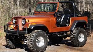1979 Jeep CJ 7  L117 Kissimmee 2016