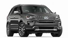 2019 ford colors gallery of 2019 ford explorer exterior color pictures