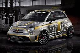 Abarth 695 Biposto Is The Official Car Of 2014 Gumball