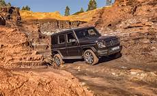 2019 mercedes g class dissected feature car and