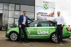 Skoda Autohaus Liebe Wird Neuer Partner Des Sc Dhfk