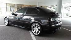 compacti89 e46 320td compact schwarz 3er bmw e46