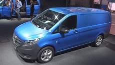 Mercedes Vito 119 Bluetec 4x4 Panel Exterior And