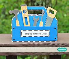 tool box card template happy paper craft happenings s day tool box card