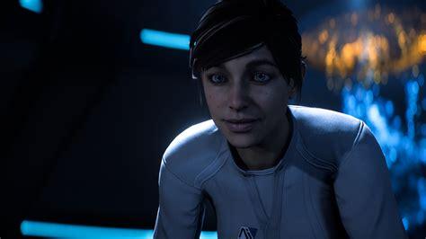 Sara Ryder Mass Effect