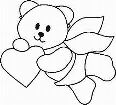 Malvorlagen Teddy Mit Herz Teddy Mit Herz Ausmalbilder Malvorlagen Teddy Mit Herz