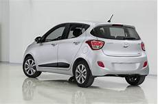 Hyundai I10 Limitiertes Sondermodell Und Automatik Version