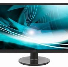 pc bildschirme 23 und 24 zoll monitore im test bilder