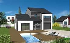 maison moderne design dessin maison moderne facile