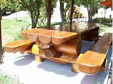 Album Tables Jardin Rondins Rondinsdesbois Fr