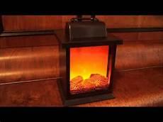 künstliches feuer für kamin led kamin laterne tischkamin feuer leuchteffekt 6 std