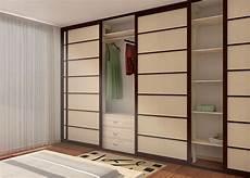 Begehbarer Kleiderschrank Im Japanischen Stil Idfdesign