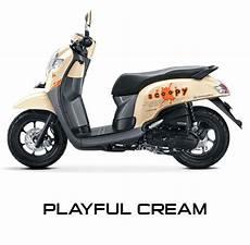 Variasi Motor Scoopy by Scoopy Playful Dealer Honda Surya Motor Banjarmasin