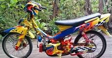 Modifikasi R 2004 by Modifikasi Motor Yamaha Fiz R 2004 Lebih Garang Jpg