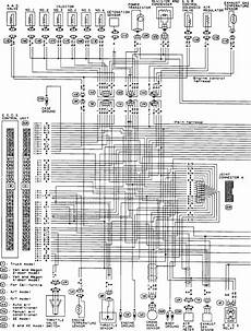 nissan navara wiring diagram d22 wiring library