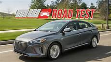 2017 Hyundai Ioniq Hybrid Road Test