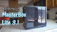 coolermaster masterbox lite 3 1 build and thoughts
